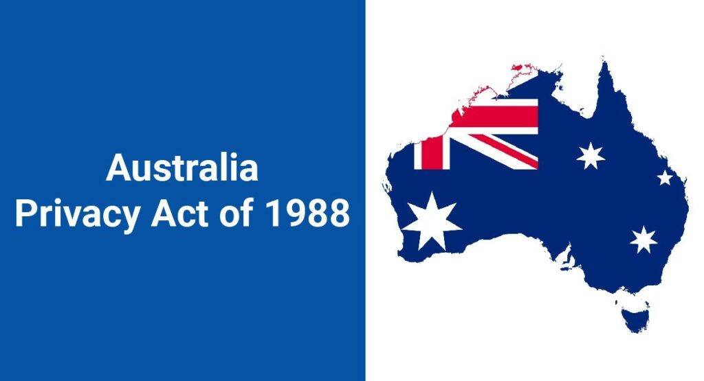 Australian Privacy Act 1988